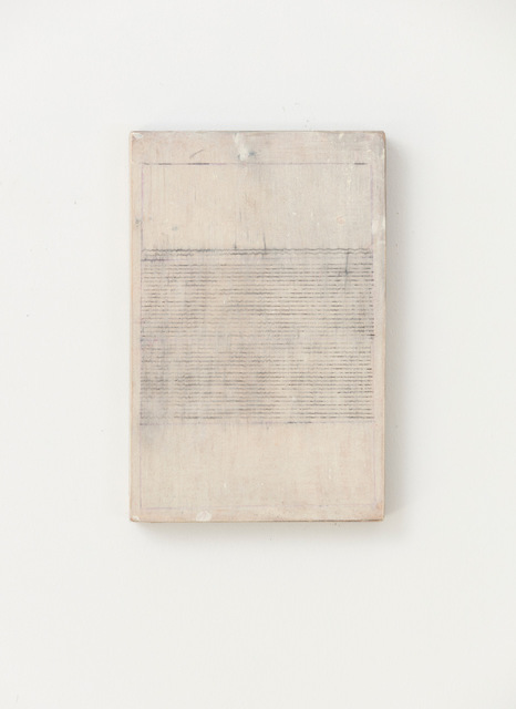 , 'Grid Painting #10,' 2017, Purdy Hicks Gallery