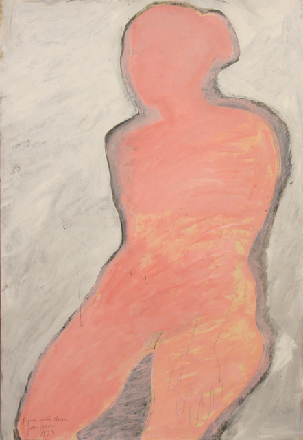 , 'Figure with Aura,' 1973, Anglim Gilbert Gallery