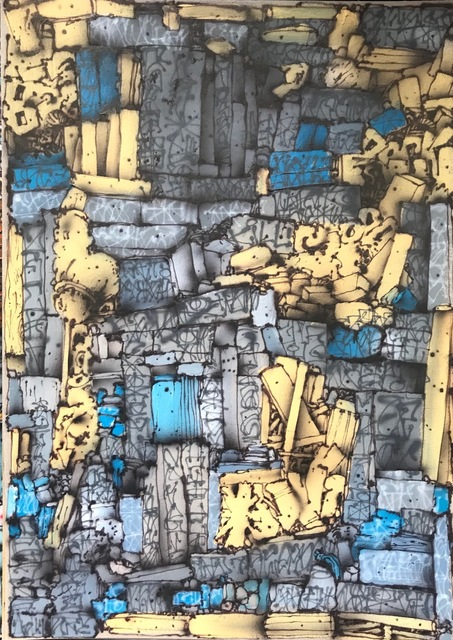 , 'Untitled #2,' 2018, Urban Spree Galerie
