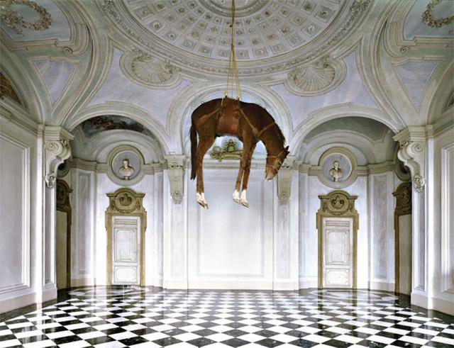 Massimo Listri, 'Castello di Rivoli II - Torino',  2007, Photography, IFAC Arts