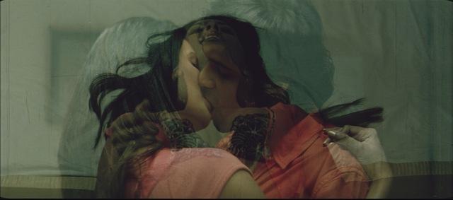 , 'Kiss,' 2013, Andrew Kreps