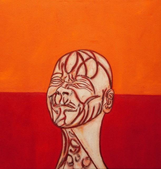 , 'Self Portrait after Messerschmidt (PC103),' 2010, Ben Brown Fine Arts