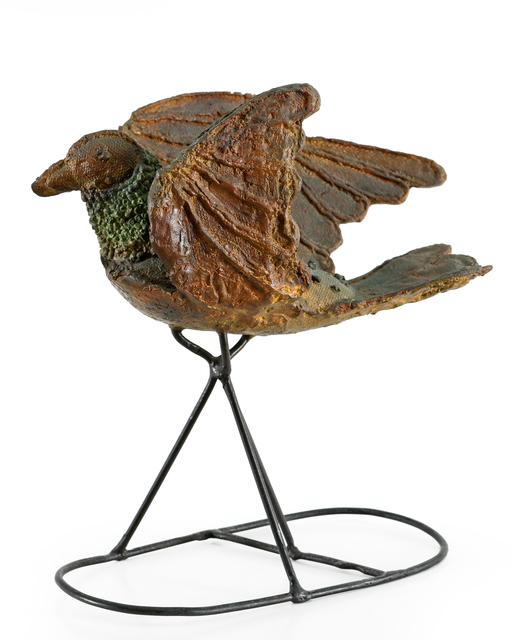 Manuel Mendive, 'Bird', 2000, Sculpture, Bronze  2 of 20, Latin Art Core