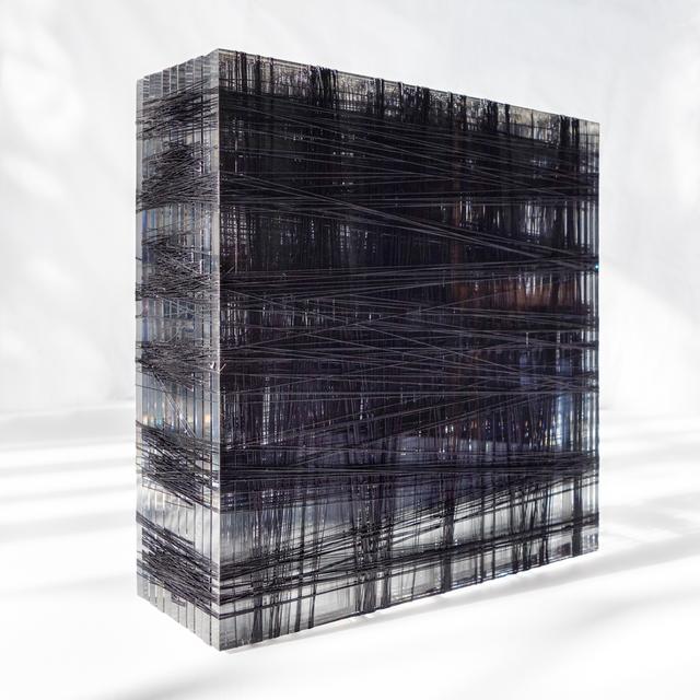 Patrick Carrara, '400-600 yds #10', 2015, Muriel Guépin Gallery