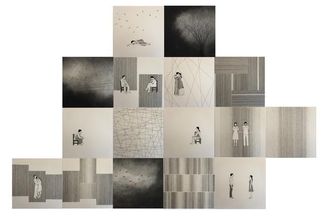 , 'Instantâneo (série) / Snapshots (series),' 2016, Gabinete de Arte k2o