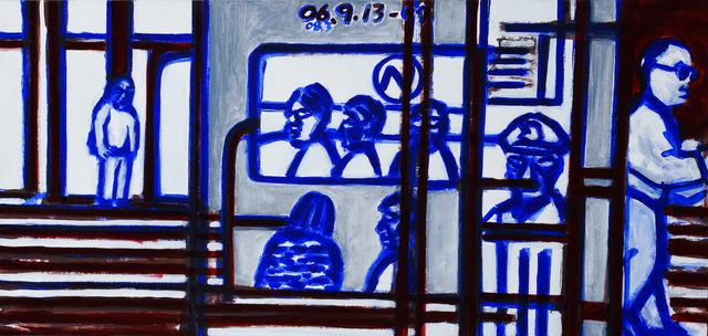 , 'Berlin Subway,' 2006-2008, Mizuma, Kips & Wada Art