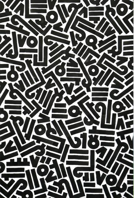 , 'Tuesday,' 2017, Fabien Castanier Gallery