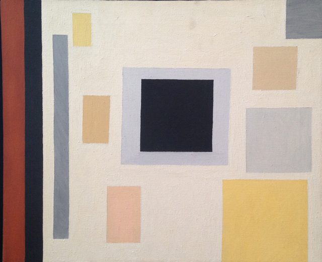 , 'Paradox #9, In the Light,' 1960, Washburn Gallery