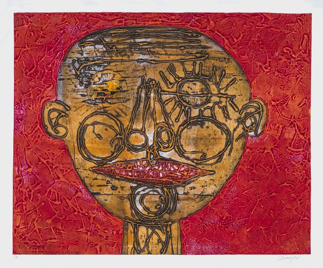 , 'Bemba colorá / Thick Red Lips,' 2015, ArteMorfosis - Galería de Arte Cubano