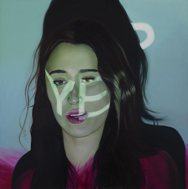 , 'Yep,' 2016, Winsor Gallery