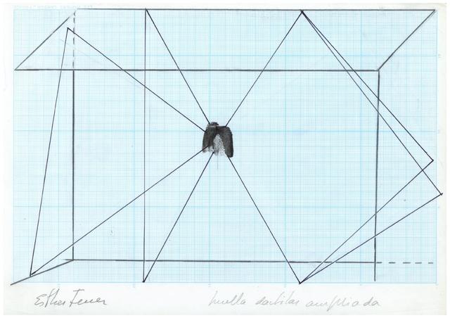 , 'Proyectos espaciales #3,' 1980, àngels barcelona