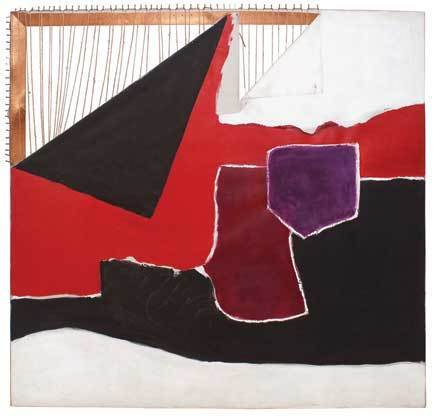 Mary Brandt, 'Untitled', 1975, Painting, Mixed on canvas, Odalys