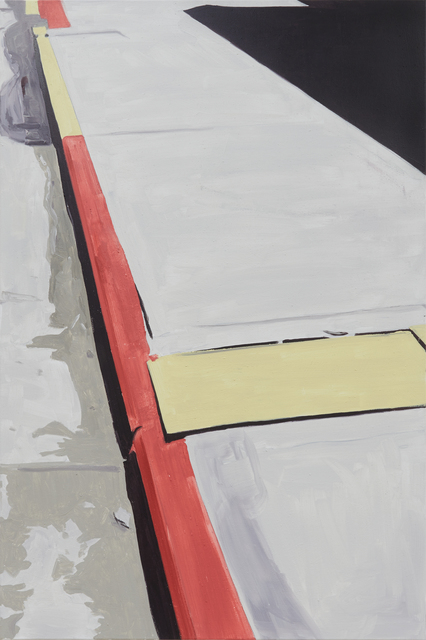 , 'Yellow Plane,' 2016, Philipp von Rosen Galerie