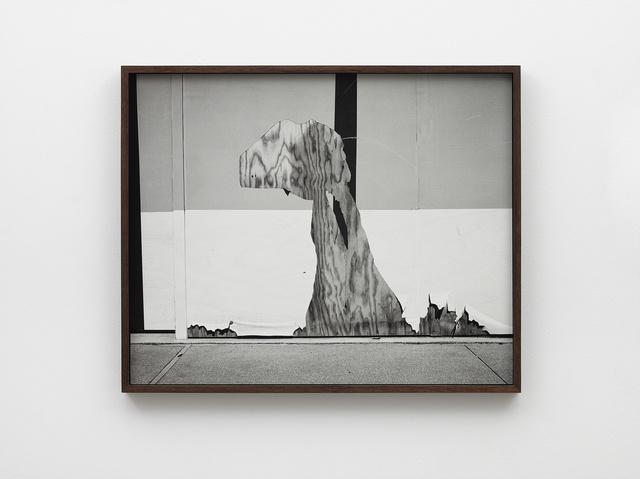 Ed Templeton, 'Peeled billboard ', 2019, Nils Stærk