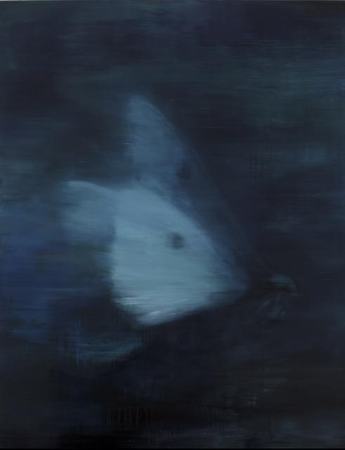, 'Moth III,' 2017, Barnard