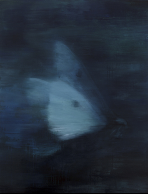 , 'Moth III,' 2017, Barnard Gallery