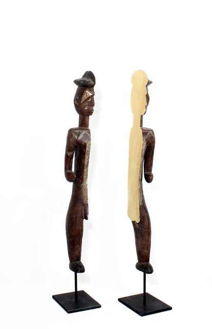 , 'Mumuye II,' 2017, TAFETA