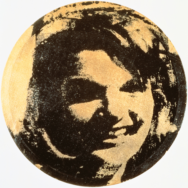 , 'SMILING GOLD JACKIE,' 1964, Leopold Museum