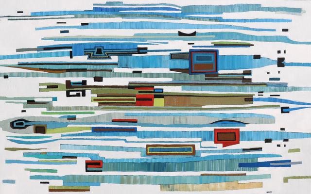 , 'Del Mar 29,' 2017, Susan Eley Fine Art