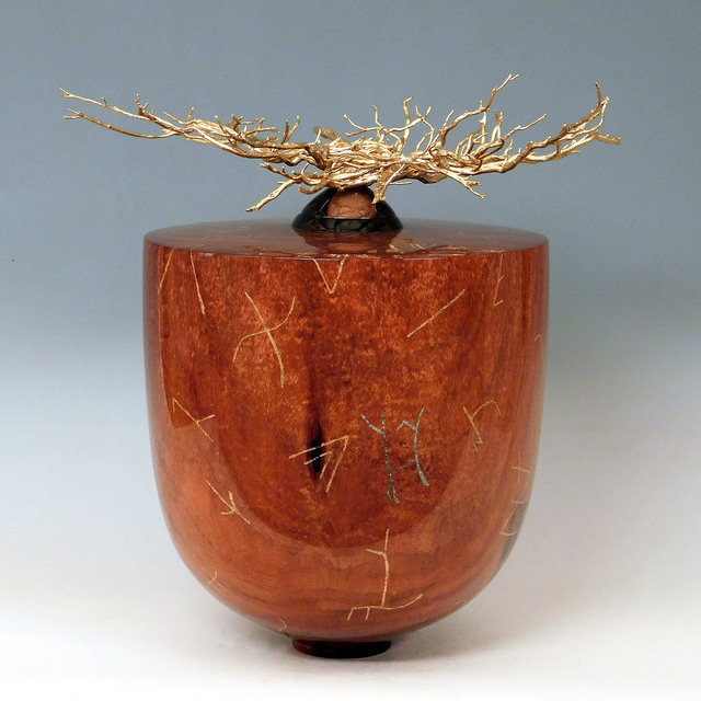 , 'East Indian Rosewood -Tribal,' , Steidel Contemporary