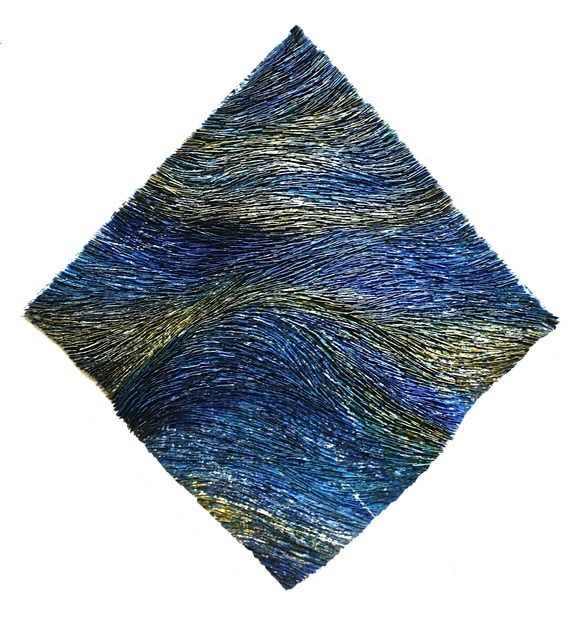 , 'Breaking Blue Freeform,' , Avran Fine Art