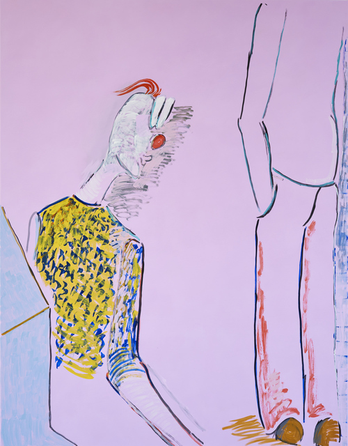 , 'He´s doing the best he can.,' 2015, TRUTH AND CONSEQUENCES