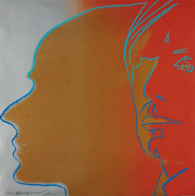 , 'Shadow (FS IIB.267) by Andy Warhol ,' 1981, Revolver Gallery