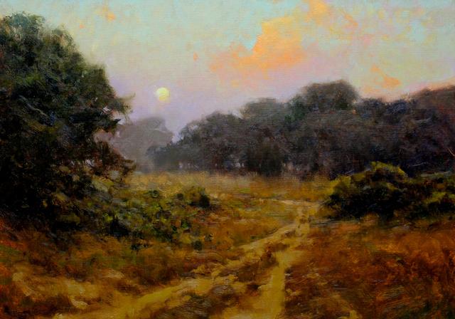 , 'Summer Moon,' , Gallery 1261