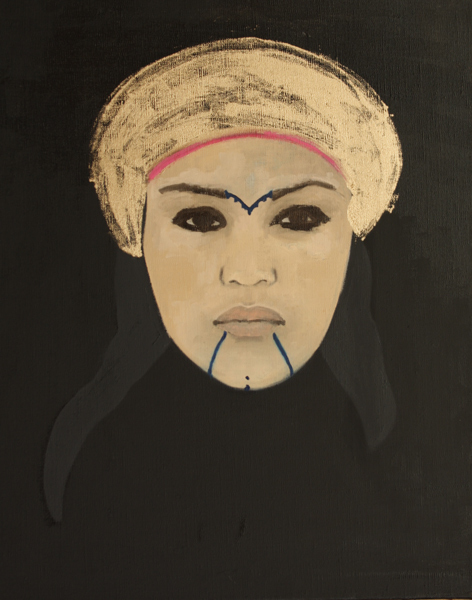 , 'Untitled #8, série Princesse,' , Galerie Cécile Fakhoury - Abidjan