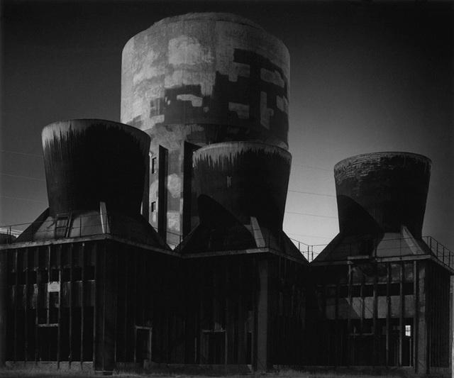 , '022 - Trois cheminées,' 1983-1986, Galerie Les filles du calvaire