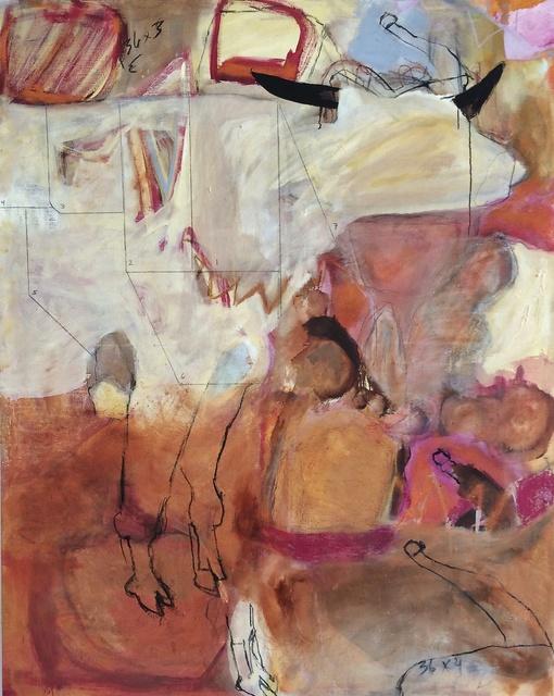 , 'Milkparts,' 2013, Susan Eley Fine Art