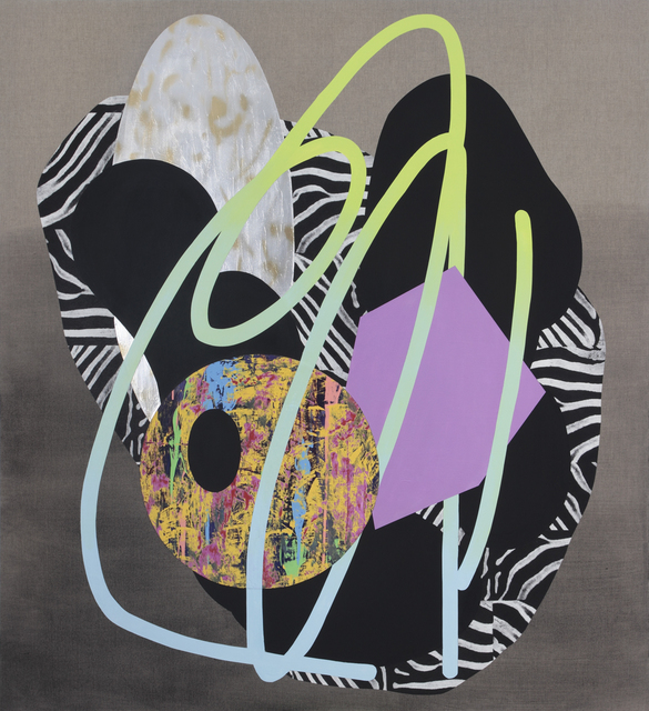 , 'Composition #22,' 2015, Nellie Castan Projects