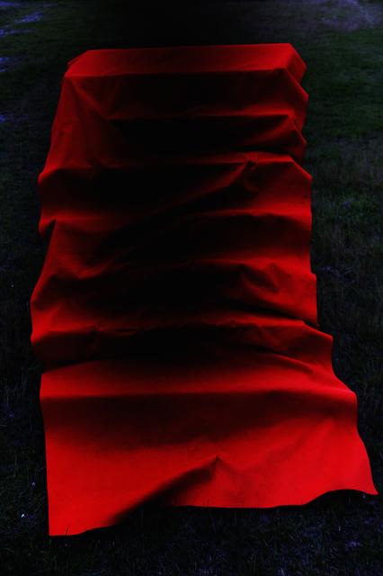 , 'Red Steps,' , CHRISTOPHE GUYE GALERIE