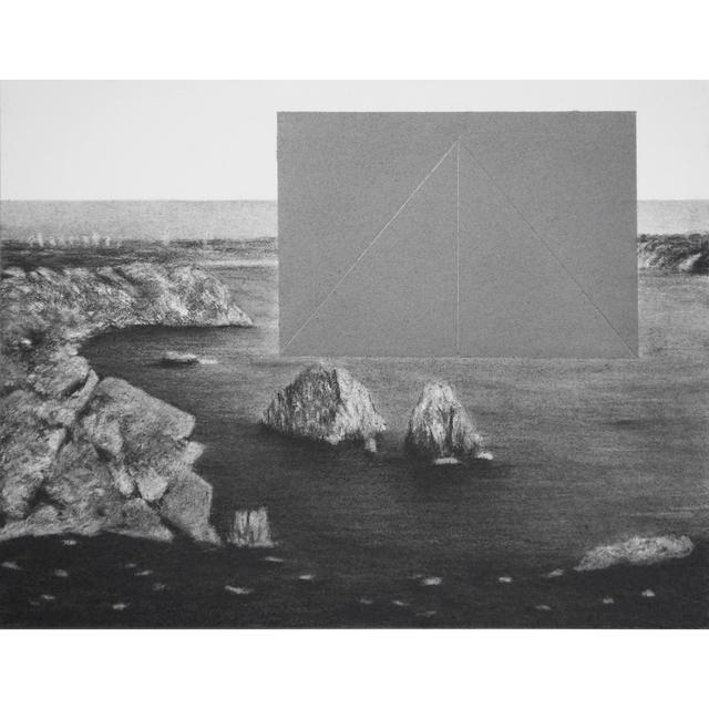 , 'Zones Littorales,' 2019, Jean-Louis Ramand