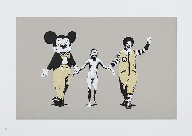Banksy, 'Napalm', 2004, Phillips