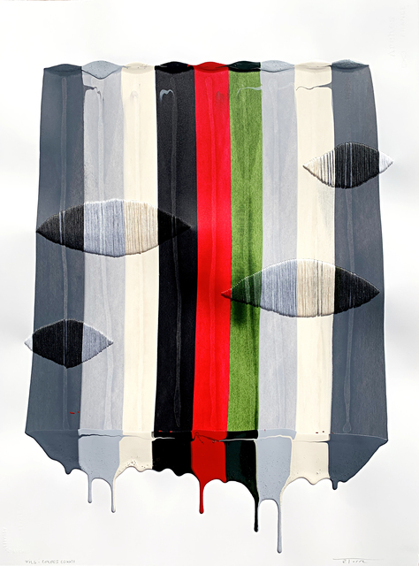 , 'FILS I COLORS CDXXII,' 2019, Michele Mariaud Gallery