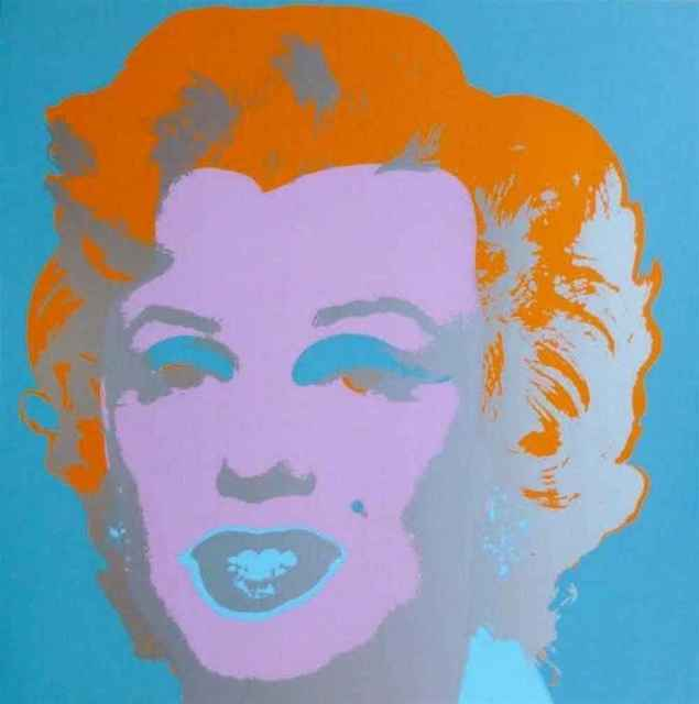 Andy Warhol, 'Purple Marilyn 11.29', 1970, Print, Serigraph, Leviton Fine Art