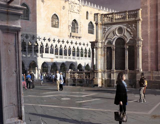 , 'Piazza S. Marco (Venezia),' 2019, Pontone Gallery