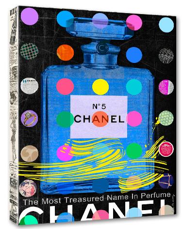 , 'Chanel Black,' 2015, Artspace Warehouse