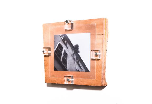 Pedro Victor Brandão, 'Escalador - da sérieWYBINWYS(O que você compra não é o que você vê)[Climber-WYBINWYS series (What you buy is not what you see)]', 2013, Portas Vilaseca Galeria