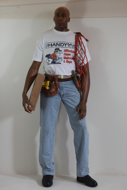 , 'Handyman,' 2014, Opera Gallery