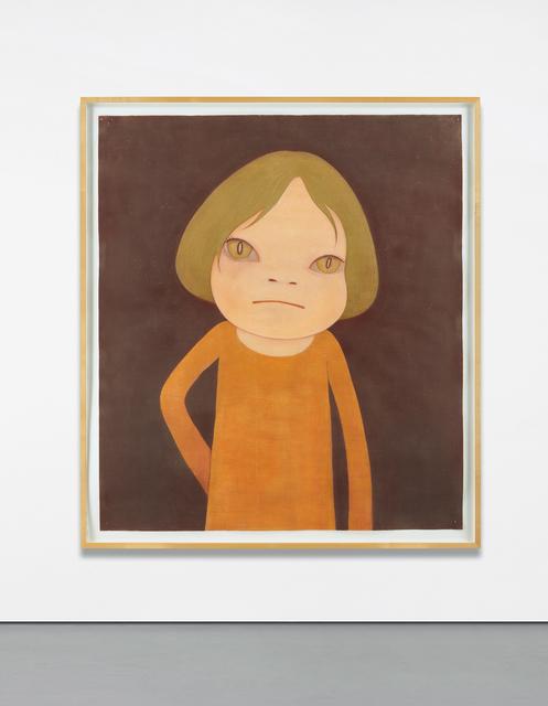 Yoshitomo Nara, 'Not Now', 2003, Mixed Media, Pastel, acrylic and coloured pencil on paper, Phillips