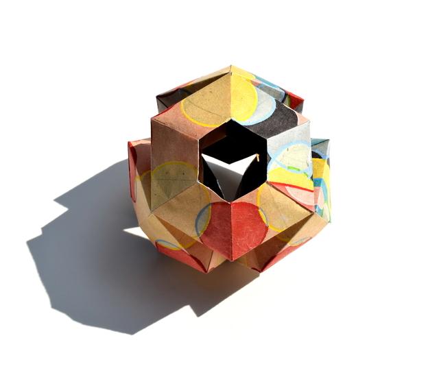 , 'Cosmos: Bubble,' 2017, BoxHeart