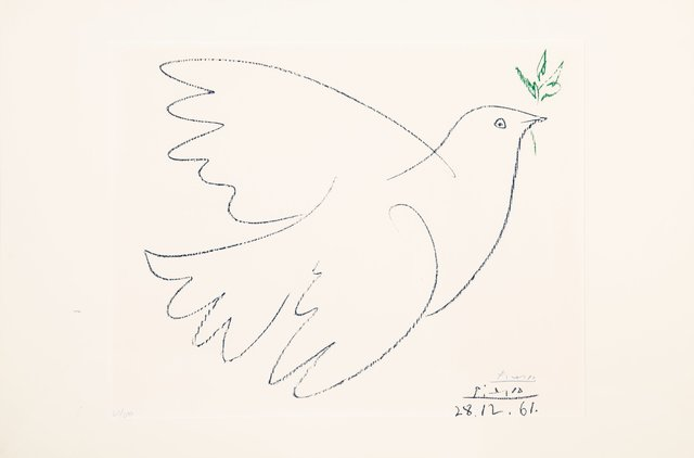 Pablo Picasso, 'Dove of Peace', 1961, Heritage Auctions