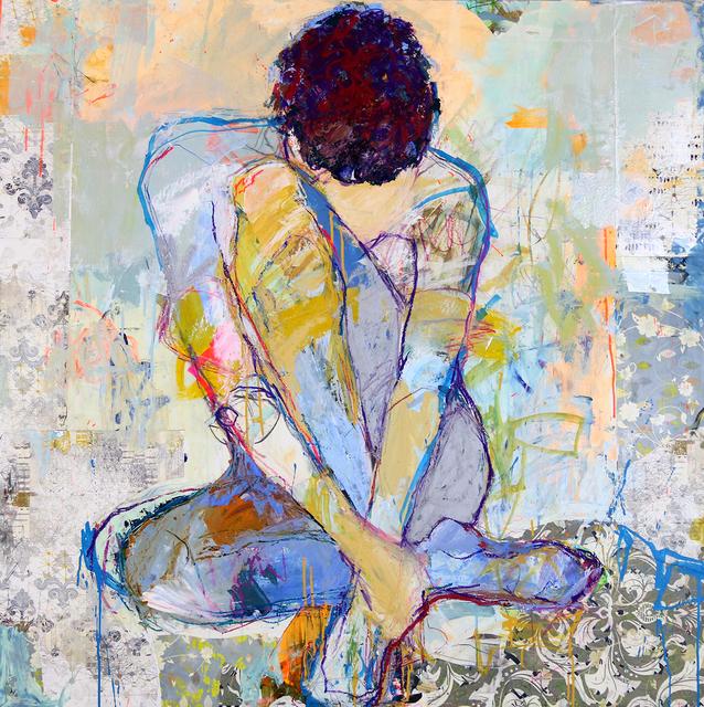 , 'Athena 13,' 2017, Canfin Gallery