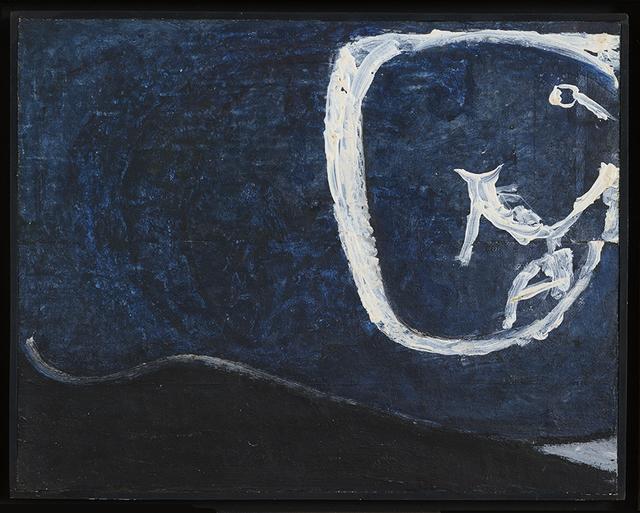 , 'Olandese Volante (Blu),' 1945, Galleria Tega
