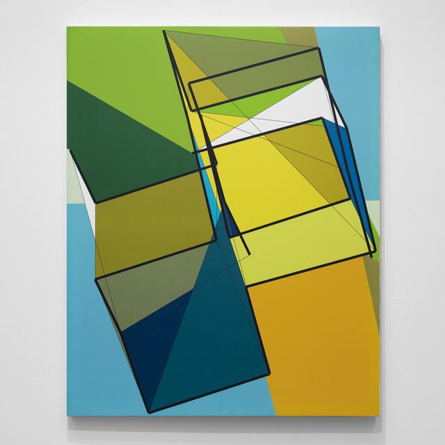 , 'P-701_B1,' 2000, bitforms gallery
