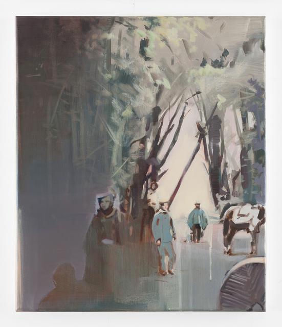 , 'Paisaje e historia (12),' 2014, Bendana | Pinel