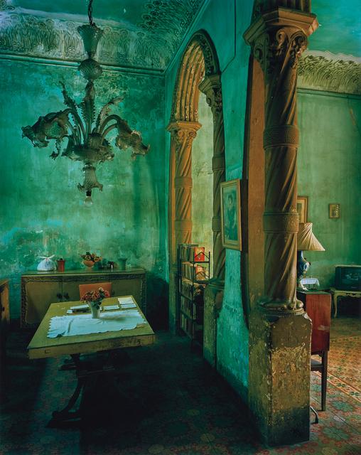 Michael Eastman, 'Green Dining Room', 2002, Phillips