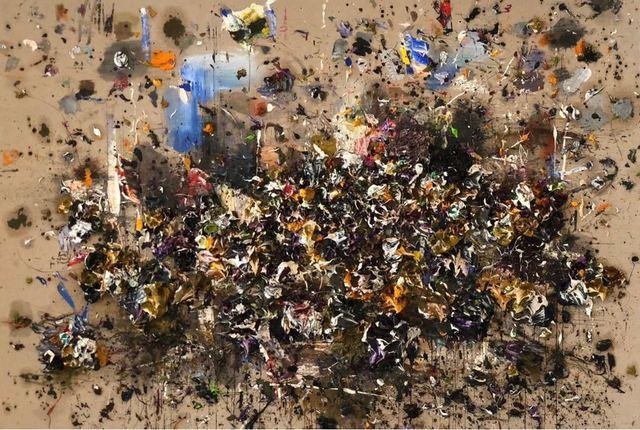 , 'Ocher P-05,' 2018, Aurora Vigil-Escalera Art Gallery